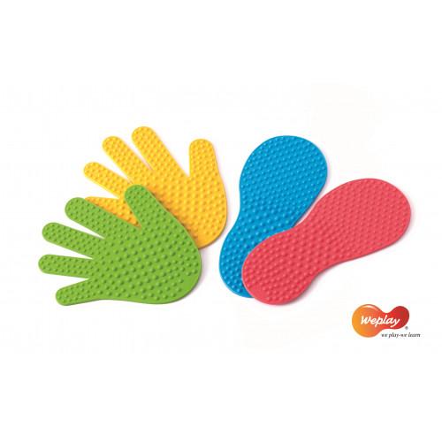 Foot & handprint Set