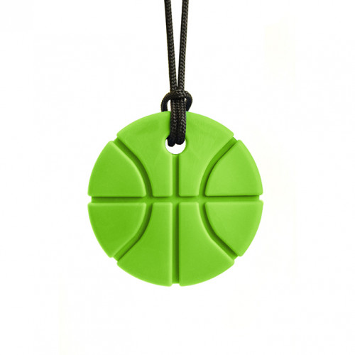 ARK's Basketball Chew Necklace