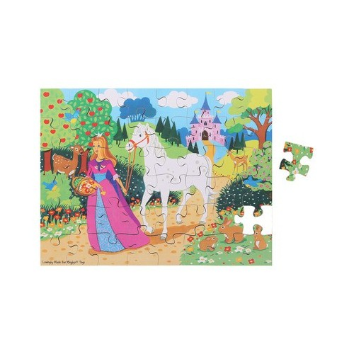 Once Upon a Time Wooden Puzzle (48 Piece)