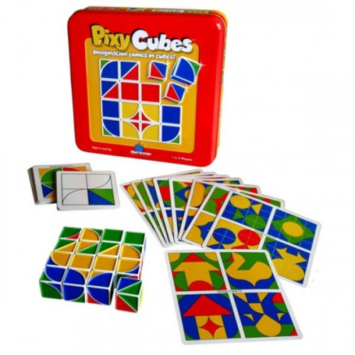 Pixy Cubes Logic Game