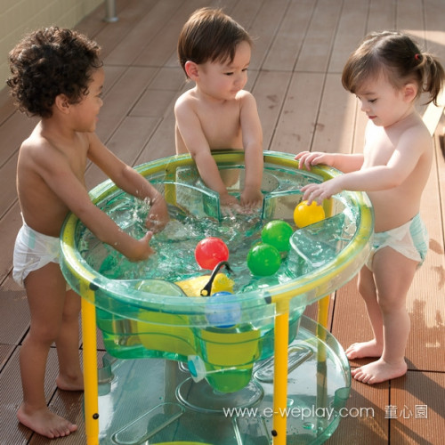 Weplay Clear Sand & Water Table