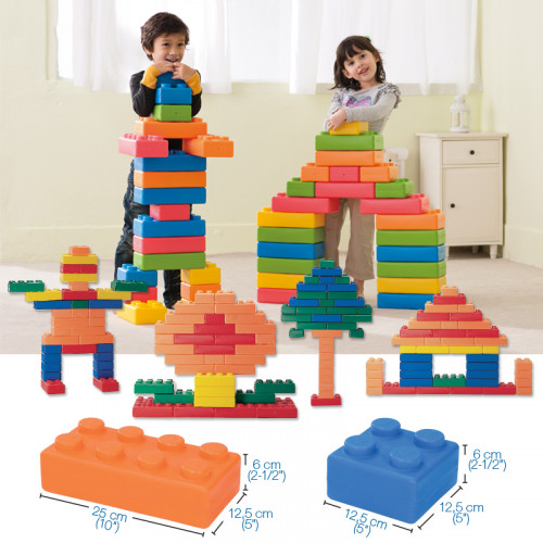 Weplay Brick Me Set
