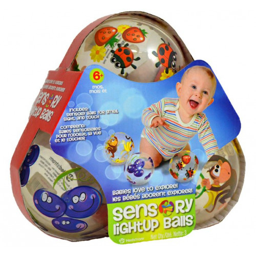 Scented Light  Up Balls (3 Set)