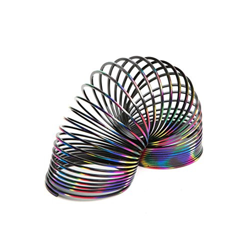 Metal Spring -Rainbow Coil (50mm)