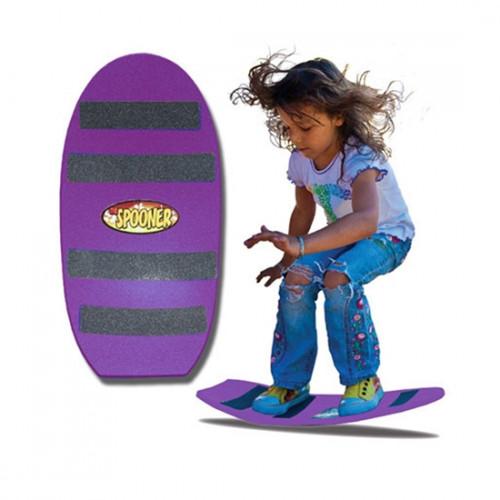 Spooner Board 24 inch freestyle (Purple)