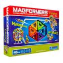 Magformers Carnival Set Bilingual (46 pcs)