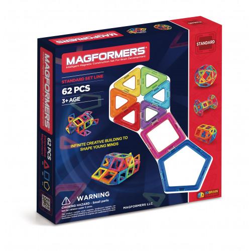 Magformers Extreme FX Bilingual (62 Pcs)