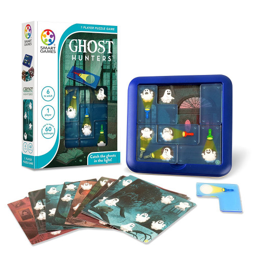 Ghost Hunters Multi-lingual Game