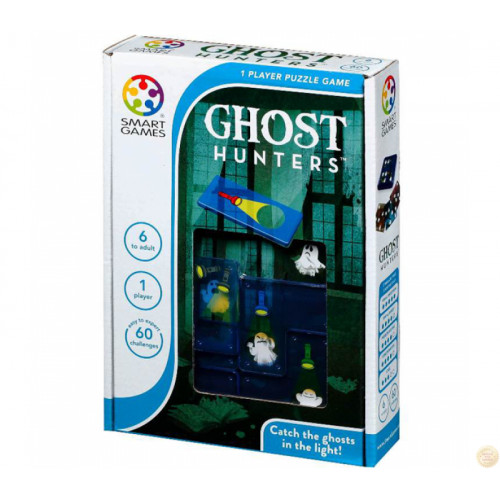 Ghost Hunters Multi-lingual Logic Game