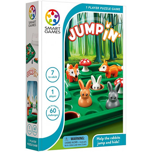 Jump In Multi-lingual Game