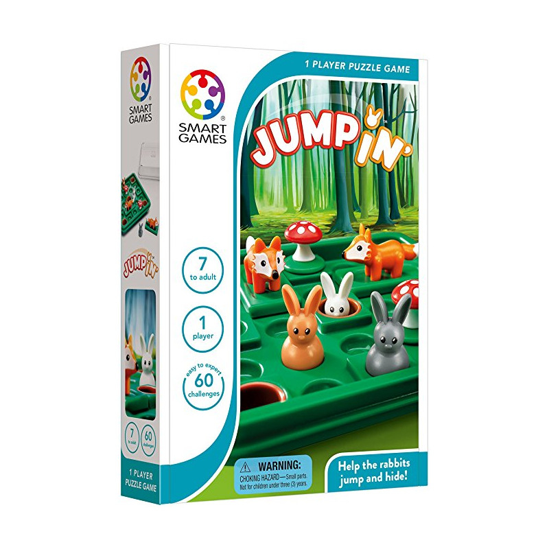 Jump In Multi-lingual Game