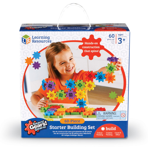Gears Starter Set (60 pcs)