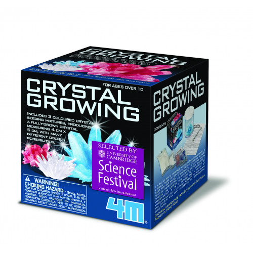 Crystal Growing Set