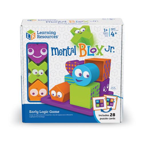 Mental Blox Jr. (Early Logic Game)