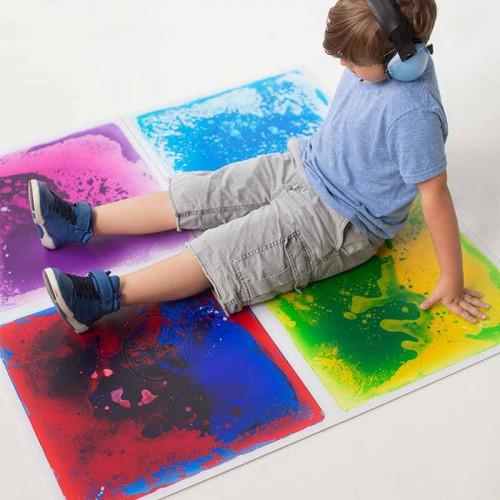 Surfloor Liquid Gel Floor Tiles