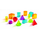 Learning Resources View-Thru Gemetric Solids