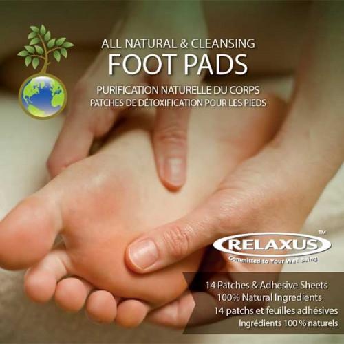 Relaxus Detox Footpads