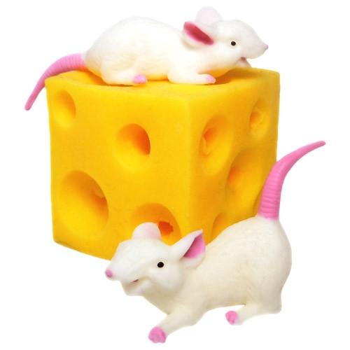 Stretching Mice with Cheese