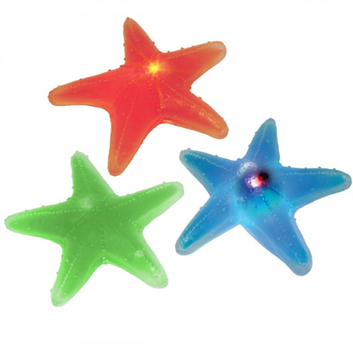 Light Up Ooey Gooey Stretchy Starfish