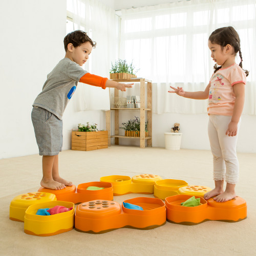 Weplay Honey Hills Stepping Stone Set