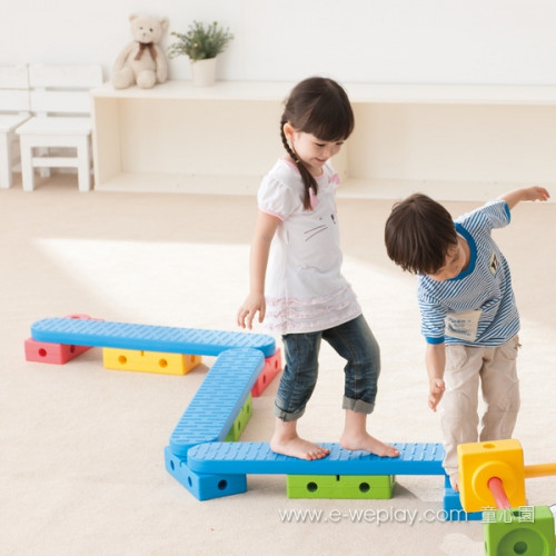 WePlay Motor Skills Basic Set (34 piece)