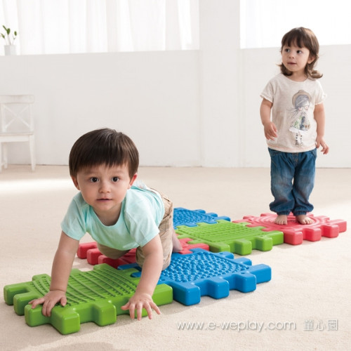 Weplay Tactile Cube Learning Blocks