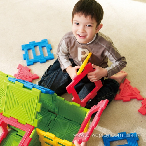 WePlay Minis Creative Building Blocks (56 pce)