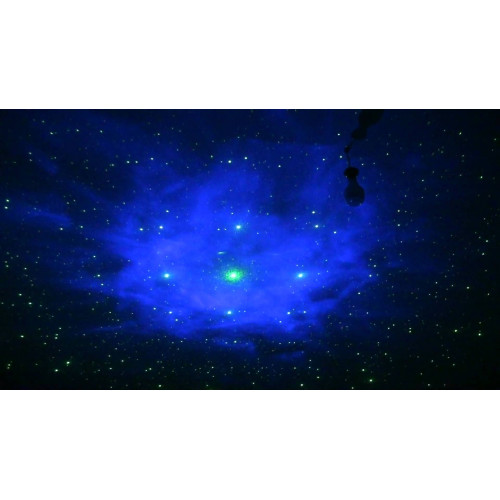 Laser Stars (Halographic Planetarium)