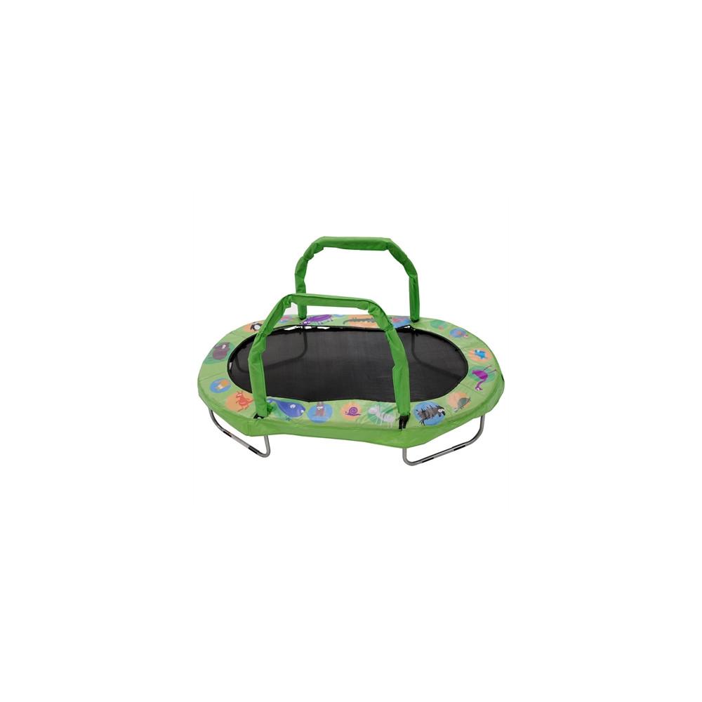 Jumpking Mini Oval Trampoline