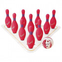 Full-Size Weighted Foam Bowling Set