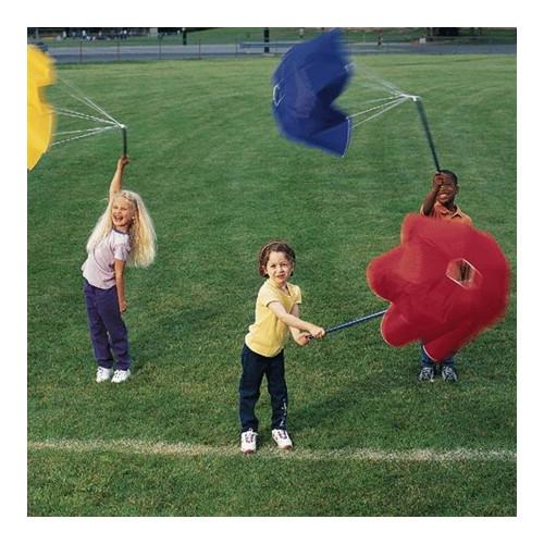 Wind Wands (Rhythmic Parachutes)
