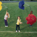 WindWands (Rhythmic Parachutes) Set of 12