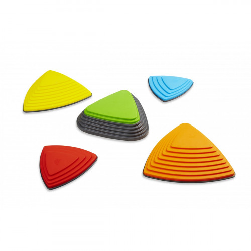 Bouncing River Stones 5/Set (Approx.$98 USD)