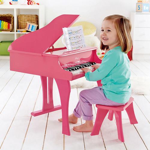 Happy Grand Piano