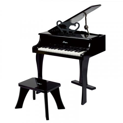 Hape - Happy Grand Piano (Black or Pink)