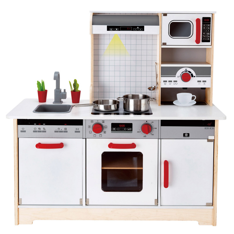 Hape All-in-One Kitchen Play Set