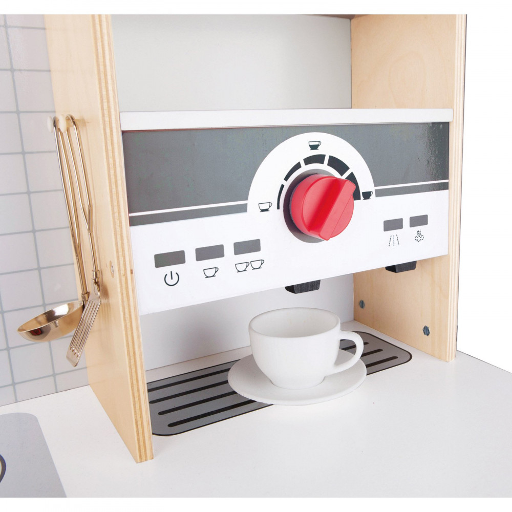 All In One Kitchen: Hape All-in-One Kitchen Play Set