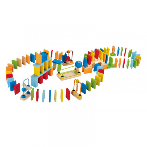 Dynamo Dominoes (107 pieces)