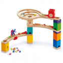 Quadrillia Race to the Finish Marble Run