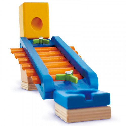Quadrilla Sonic Playground Marble Run