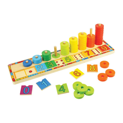 Learn to Count (Wooden Puzzle)