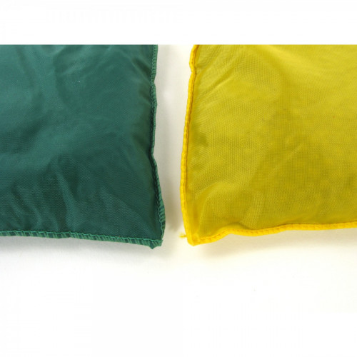"Nylon Covered Bean Bags (5"")"