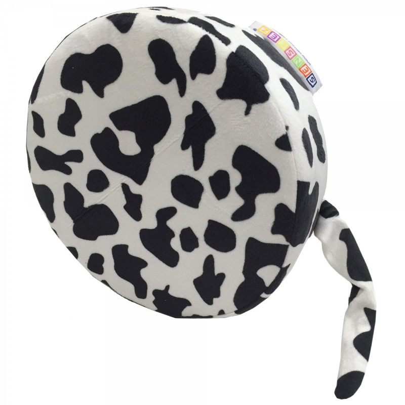 Senseez Vibrating Sensory Cushion - Furry Cow Touchables