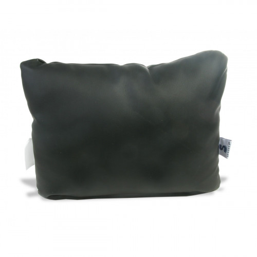 Senseez Deluxe Vibrating Sensory Pillow - Black Vinyl