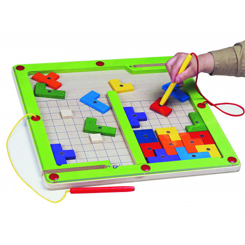 MAGNETIC CHALLENGE GAME