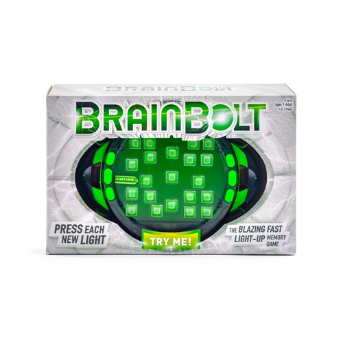 BrainBolt™ Memory Game