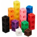 Mathlink Cubes (Set of 100)