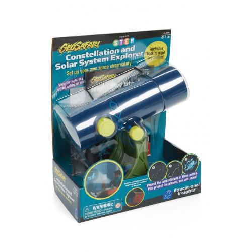 GeoSafari® Constellation and Solar System Explorer