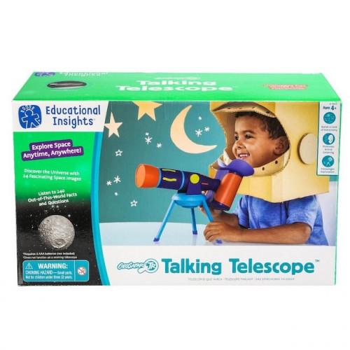 GeoSafari® Jr. Talking Telescope