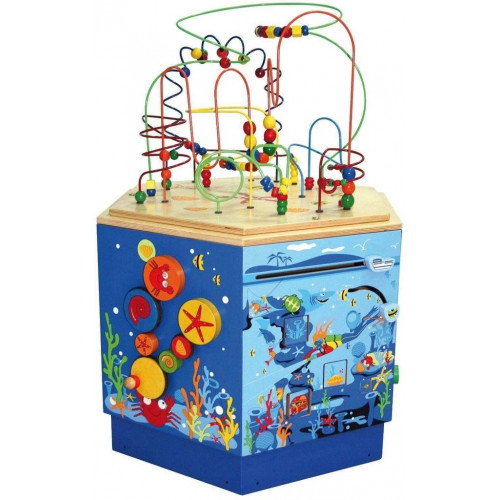 Hape Coral Reef Table Activity Center